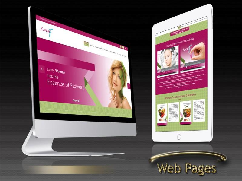 Web Page 1